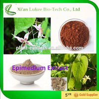 Epimedium Extract Powder -- Natural Health Product To Improve sexual stamina