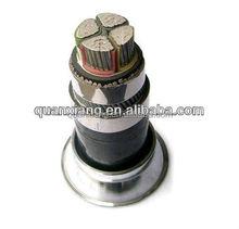 LV/MV PVC/ XLPE Copper/Aluminium armoured/unarmoured electric power cables