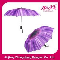 pation hand sun umbrella parts daisy design umbrella
