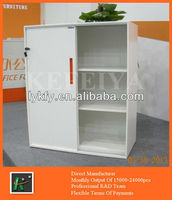 Flap Series Thin Edge Cabinet Sliding Door Mechanism