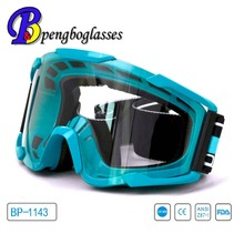 Hot sale Impact resistant anti fog motorcross goggles
