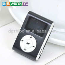 WISTA Multimedia clip mp3 player for download tamil mp3 song