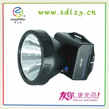 Rechargeable Environmental LED head torch