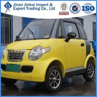2015 hot sale chinese cheap and fine 2 seats adult ISO electric car