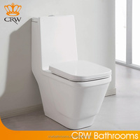 CRW HB3662 S trap siphonic WC toilet