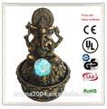 estátua do polyresin deus indiano da estátua de ganesh