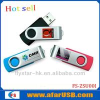 hot sale usb flash disk 16GB, usb stick 16GB, 16GB swivel usb flash memory
