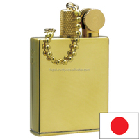 oil lighter brass MARVELOUS A2 BRASS refillable , long lasting fuel