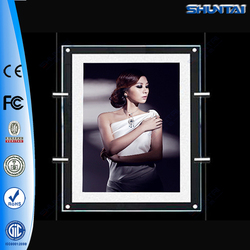 acrylic poster frames windows