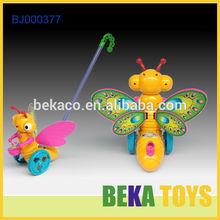 juguete feliz bebé niños juguete y mejor regalo impulsar lindo juguete animal fabricante de ruido
