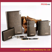 Genuine leather Wallet Purse Business Or Corporate Gifts Sets