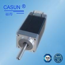 20SHD0101-19 hybrid 2 phase 0.8A 30mN.m 20x42mm size micro stepper motor nema 8 4 wire for sale