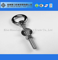 China hot sale stainless steel hook bolt anchor with high quality