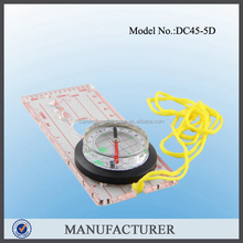 DC45-5D Chinese!plastic math instrument compass