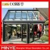 round roof lowe glass prefab houses sunroom