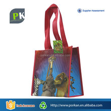 Custom Promotional Leather Drawstring Bag Drawstring Bag Making for Shopping Drawstring Packing Bag