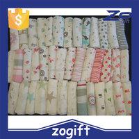 ZOGIFT Hot Sales breathable swaddle, muslin blanket