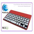 Ultra plana teclado Bluetooth para el iPad / iPhone