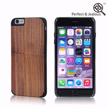 Packing OEM Support Unique Design for iphone 6 wooden case mix color