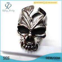 crown skull ring,stainless steel adjustable rings,hinged snap rings stainless steel