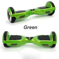 Popular suv self balancing electric scooter 8 inch 2 wheel hoverboard with bluetooth and LED light