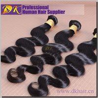 Best-selling 16 18 20 inch body wave 3pcs lot 100% brazilian virgin hair