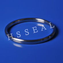 metal face seals 316 Oval ring gasket