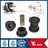 Compressor shock absorber/antivibration rubber pad manufacturer/metal insert round rubber gasket