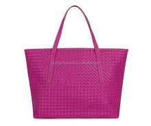Lady bags china supplier classical woman handbag, new woman knitting bags