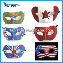 Union Jack Face Mask Customized Country Flag Mask