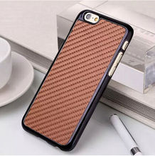 Luxury Case Cover For Apple iPhone 6, Hard Back Real Carbon Fiber For iPhone 6 Case
