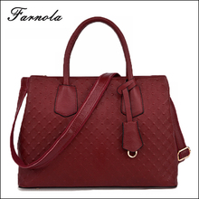 2015 factory direct designer western high quality Classic Fashion cheap leather handbag oem for Christmas