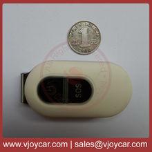 2014 June new release,cheap portable waterproof mini gps tracker, application for kids,car dog pet,elder,business man