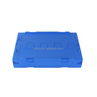 Plastic industry package Box use in large supermarket chain