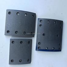 Howo Truck brake parts / brake system brake pad