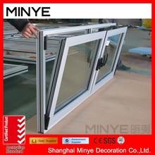 FACTORY PRICE ALUMINUM DOUBLE CASEMENT WINDOWS AND ALUMINUM TILT AND TURN WINDOWS