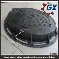 hot sale cast iron water meter manhole cover best price