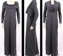 Wholesale Factory Direct Muslim Abaya Classic Dress Arabic Black Abaya