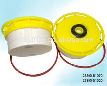 OEM Quality Fuel Filter 23390-51070 23390-51020 for Toyota Land Cruiser 4500 4.5T J7 URJ20 J20