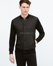 Mens thin quilted jacket