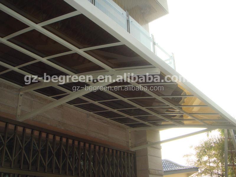 easy installation polycarbonate patio cover aluminum pergola gazebo view aluminum. Black Bedroom Furniture Sets. Home Design Ideas