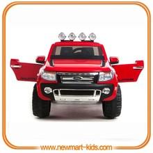 Licensed children toys remote control car