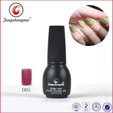 QT005 fengshangmei soak off color changing gel polish factory