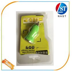 Excellent quality new products usb charger car with ce