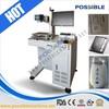 2015 possible Maintenance free desktop laser marking machine create barcodes on metal/plastic