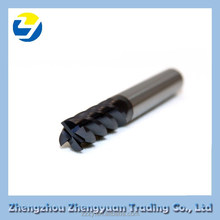 Wholesale Zhuzhou end mill /solid carbide end mill/slot milling cutters