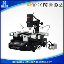 Dinghua mobile repair tools laser welding machine with soldering iron DH-A1L