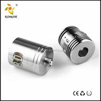 Newest package rebuildable electronic cigarette atomizer 3d atomizer clone with 1:1 copy chong sen indonesia