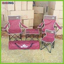 Hot sale Korean Outdoor camping chair(Table+Chair+Bag) HQ-5001-45