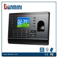 Biometric Fingerprint Attendance Time Clock +RFID Card Reader+TCP/IP +Usb A-C061